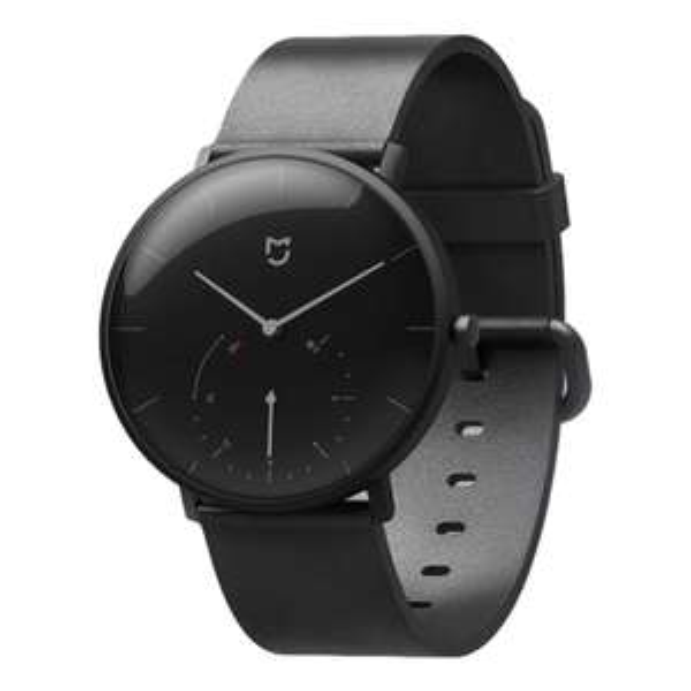 Xiaomi Mijia Quartz Smartwatch 3ATM Water Resistant  - Black