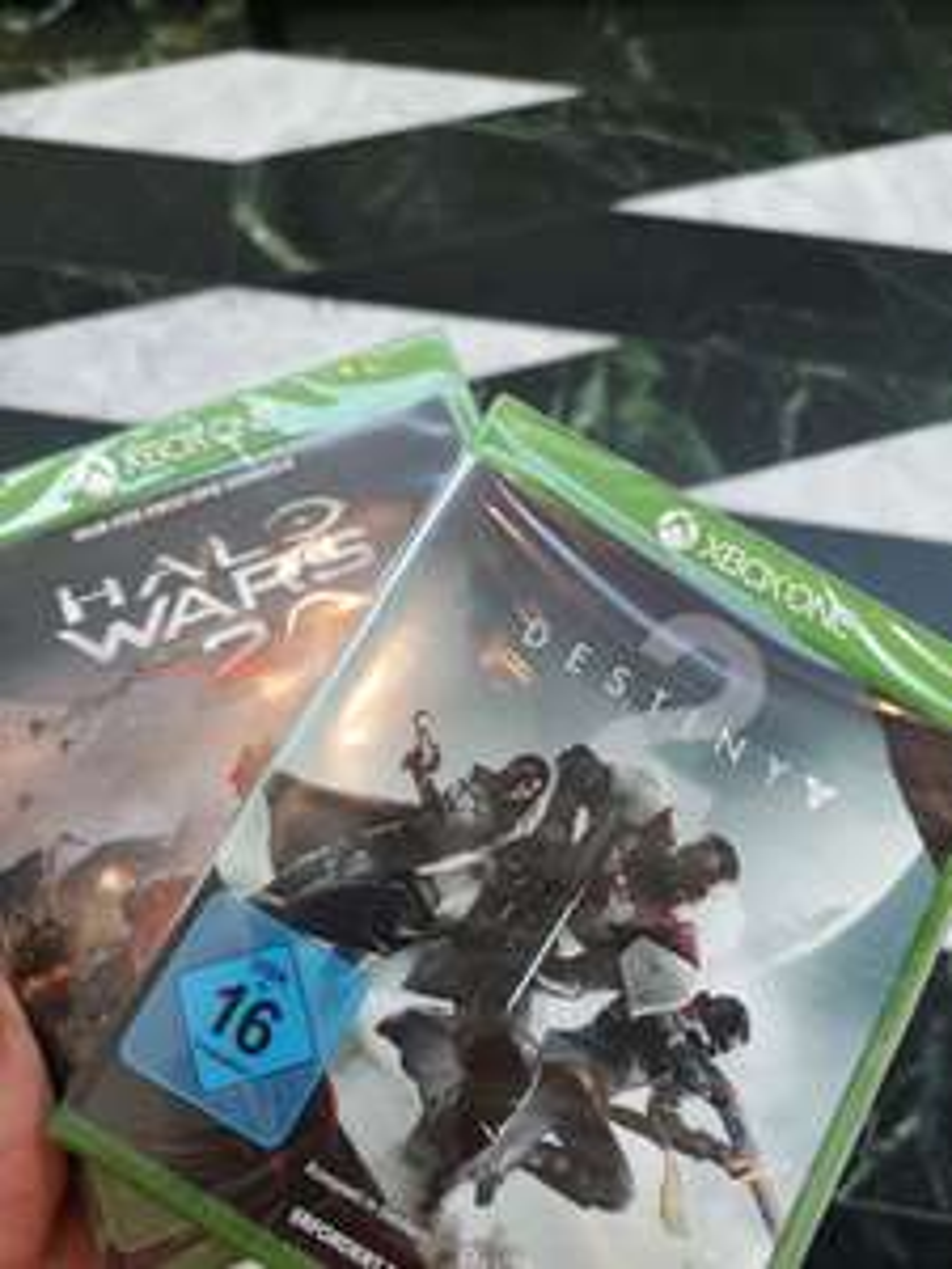 [Lokal] Halo Wars 2 und Destiny 2 Gamestop Münster Arcaden