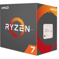 [Alternate+Masterpass] AMD Ryzen 7 1800X, 8x 3.60GHz, boxed ohne Kühler