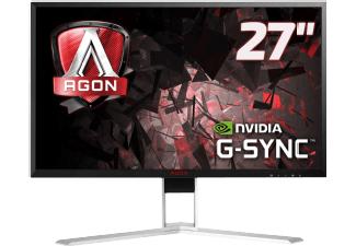 AOC AG271QG 27 Zoll QHD Gaming Monitor (4 ms (GtG) Reaktionszeit, G-SYNC, 165 Hz)