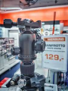 Manfrotto Photo Stativ Traveller Carbon Groß MKELEB5CF-BH
