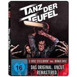 [Saturn Marktabholung] Tanz der Teufel Blu-ray-Disc SteelBook (Uncut, Remastered, inkl. Bonusdisc)