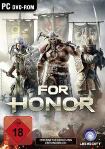 For Honor (PC/Retail) für 5,99€ versandkostenfrei (Saturn)