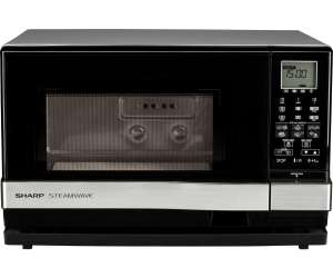 Sharp Steamwave AX1110 Dampfgarer mit Mikrowelle und Grill