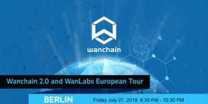 Bitcoin Crypto Event in Berlin powered by WANCHAIN