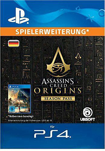 Assassin's Creed Origins Season Pass PS4