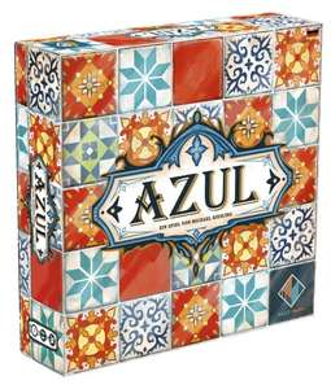 Azul (Plan-B Games) ist Spiel des Jahres 2018! [HugenDubel.de]