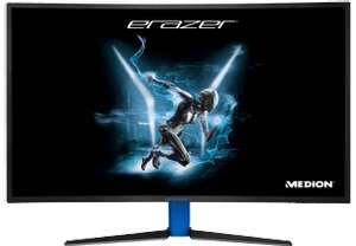 MEDION Erazer X58426 31.5 Zoll Full-HD Gaming Monitor