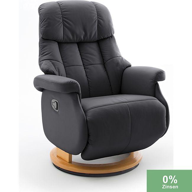 MCA Relaxsessel Calgary Comfort XL manuelle Verstellung
