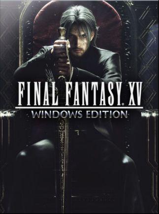 Final Fantasy XV: Windows Edition (Steam) für 21,27€ (GreenManGaming)