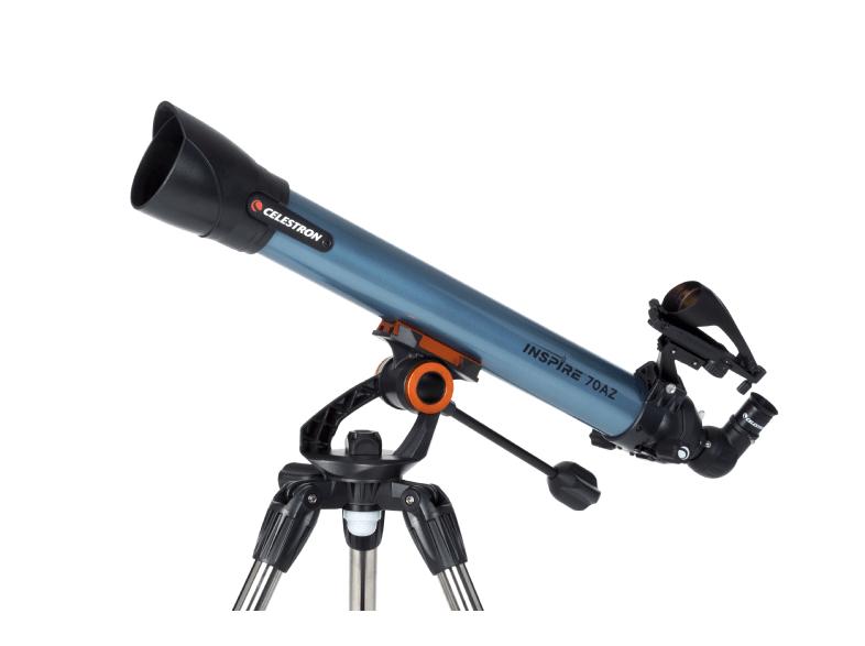 Teleskop CELESTRON 821666 Inspire 70AZ 35x, 70x, 70 mm