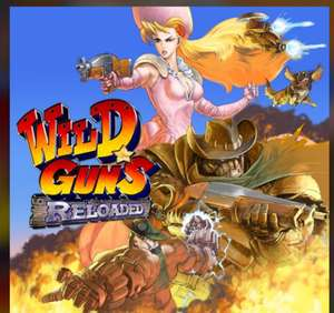 [Nintendo Switch] Wild Guns Reloaded - eShop Angebot - JAPAN