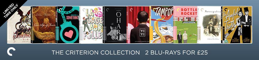 Der feuchte Traum eines jeden Cineasten Vol. 2: Zwei Criterion Collection Blu-rays für je 12,66€, darunter Werke von Akira Kurosawa, Andrei Tarkovsky, Kenji Mizoguchi u.v.m. [Zoom]