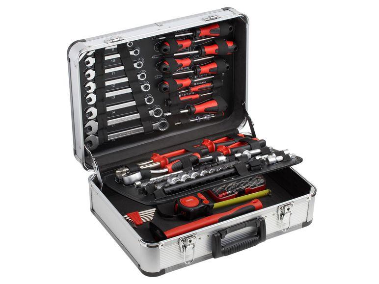 [LIDL] 101-teilige POWERFIX Werkzeugkoffer