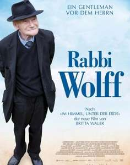 """[ARD Mediathek] Doku: """"Rabbi Wolff: Ein Gentleman vor dem Herrn"""""""