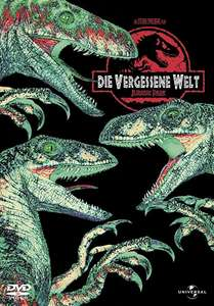 Amazon Prime: Jurassic Park 2 DVD für 2,99€
