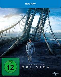 Oblivion - Limited Edition Steelbook (Blu-ray) für 7,99€ (Amazon Prime)