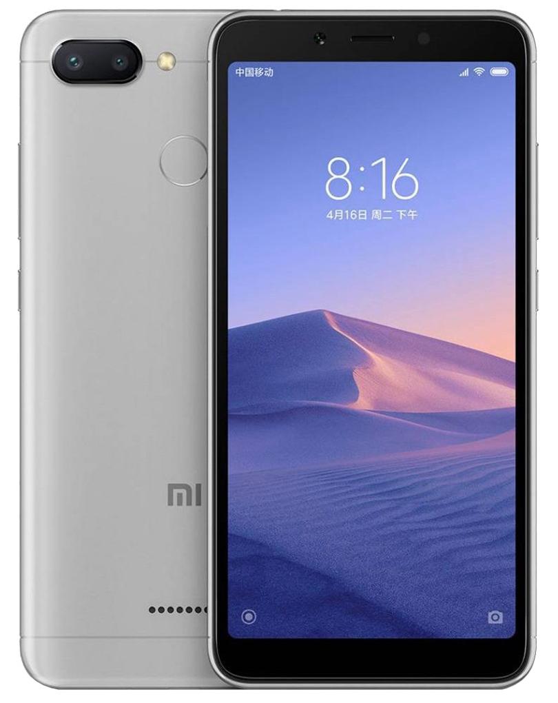 Xiaomi Redmi 6 32GB Dual SIM für 135,89€ inkl. Versandkosten mit MasterPass [Alternate]