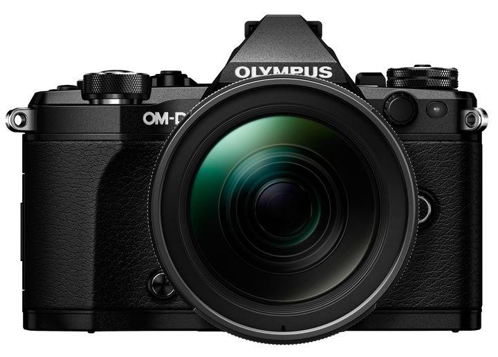 Olympus Kamera mFT OM-D E-M5 Mark II 12-40mm f2.8 => 1.199 € mit Cash Back als Wochenenddeal!