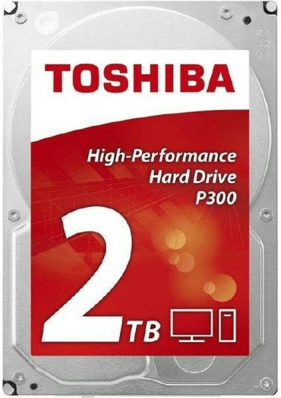 "Toshiba P300 Bulk Intern Festplatte 3.5"" - 2 TB, 7200rpm (Amazon.fr)"