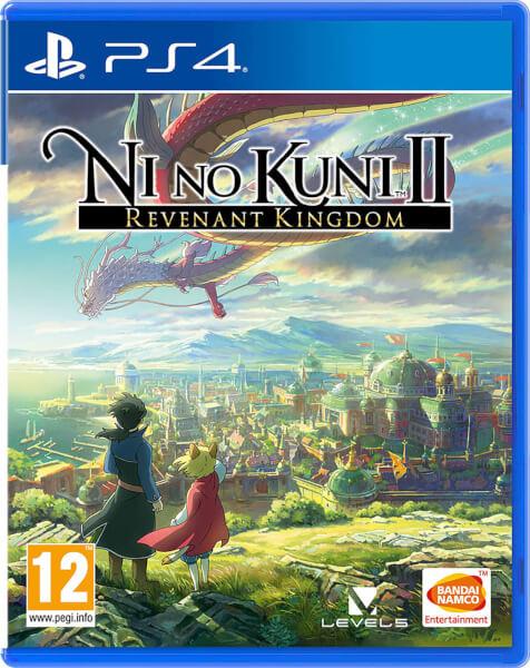 Ni No Kuni II: Schicksal eines Königreichs (PS4) für 20,42€ (Base.com)