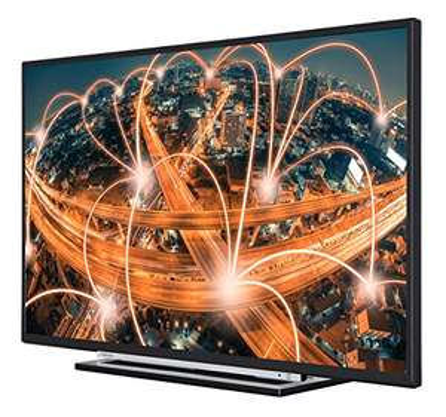 "(275,70€ -> 303,66€ ) Toshiba 49L3763DA Smart TV 49"" 1.920 x 1.080  Energieklasse A+"