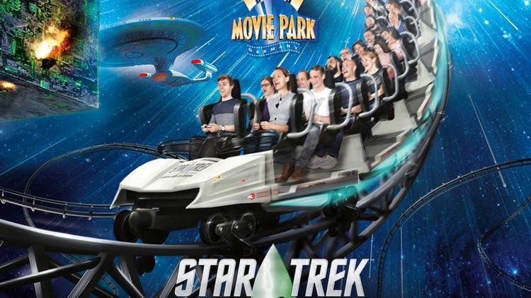 Jetzt Movie Park Tagesticket sichern!
