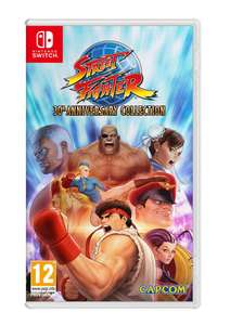 Street Fighter: 30th Anniversary Collection (Switch) für 30,77€ (SimplyGames)