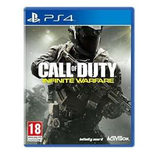 Call of Duty: Infinite Warfare (PS4) für 5,79€ (Shop4DE)