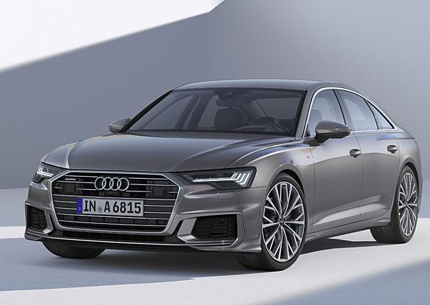 Audi A6 45 TDI (231 PS) für mtl. 339€ netto bzw. 403€ brutto im Gewerbeleasing bei 36 Monaten und 10k km p.a.