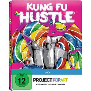 Kung Fu Hustle Limited Steelbook Edition (Blu-ray) für 7,99€ (Saturn)