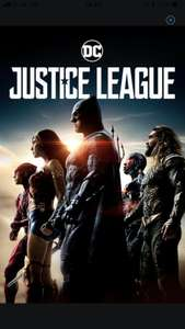 iTunes Justice League 4k