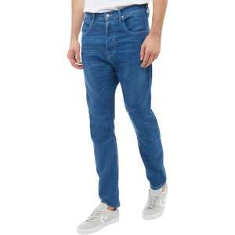 "Jack & Jones Jeans ""Luke Echo Anti Fit"" in lose Passform und verblasstem Blau"