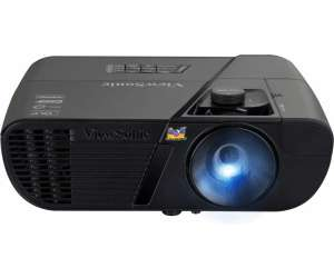 DLP-Beamer ViewSonic PRO7827HD (Full HD, 2.200 ANSI Lumen, Rec. 709, 3D ready, MHL-HDMI, 10 Watt Lautsprecher, Lens-Shift)