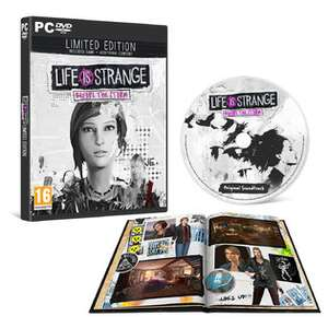 Life is Strange: Before the Storm Limited Edition (PC) für 14,47€ (ShopTo)