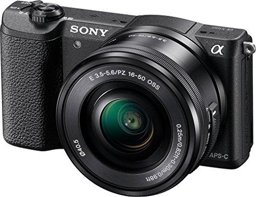 Sony Alpha 5100 Systemkamera Kit schwarz oder weiß mit SEL 16-50 mm Objektiv für ~361,55€ [Amazon.co.uk]