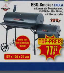 El Fuego Enola Grill Smoker im Center-Shop