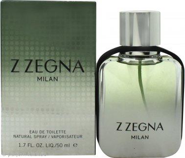 Ermenegildo Zegna Z Zegna Milan Eau de Toilette 50ml