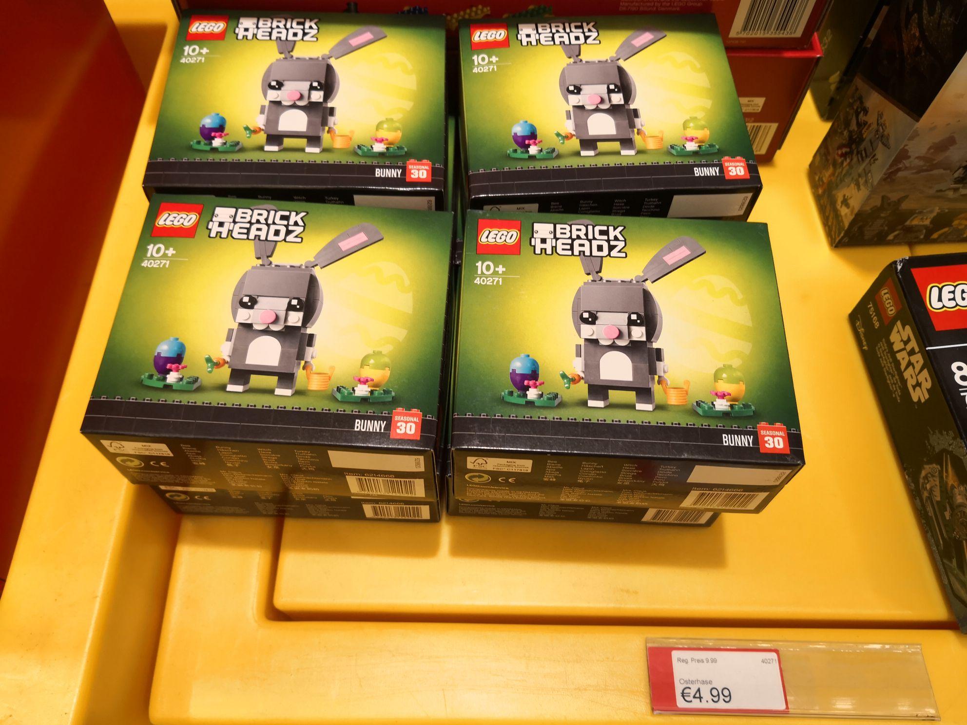 [offline] LEGO Store - Osterhase 40271