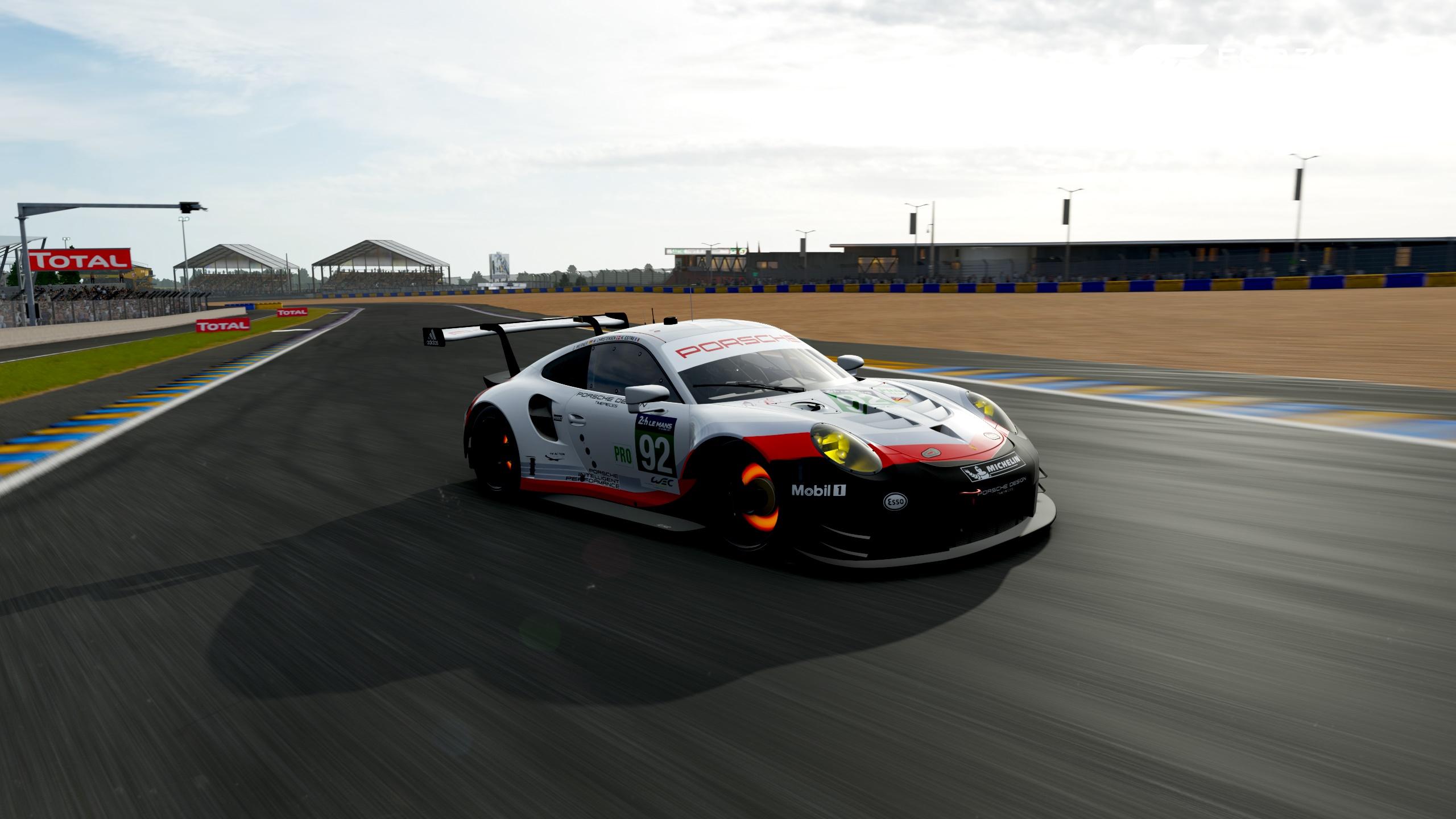 Forza Motorsport 7 - Porsche 911 RSR freischalten