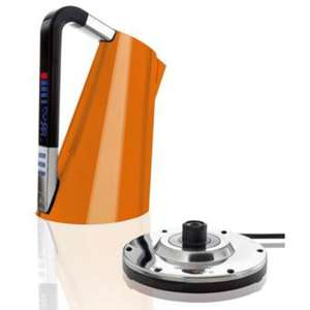 "Bugatti Designer Wasserkocher ""Vera"", Orange [Amazon.it]"