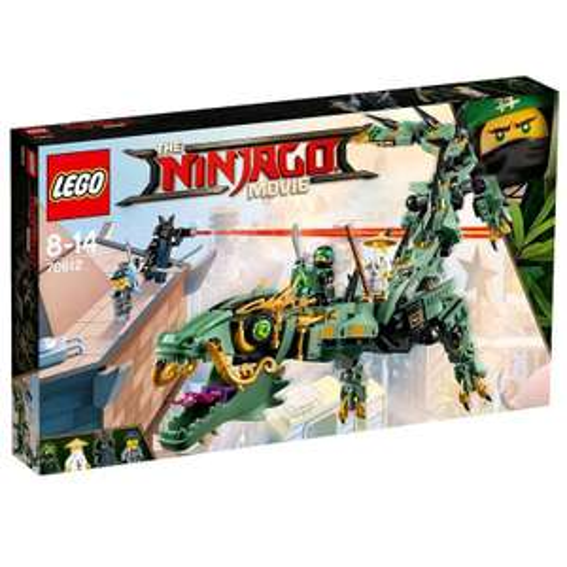 Lego 70612 Ninjago Movie Mech-Drache des Grünen Ninja