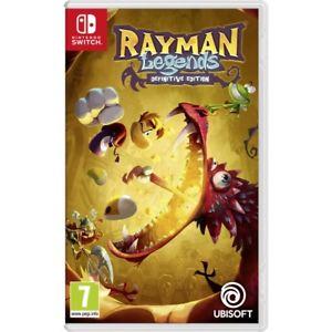Rayman Legends: Definitive Edition (Switch) für 25,00€ (eBay)