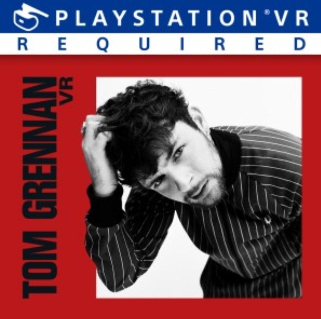 Tom Grennan VR Playstation Store kostenlos