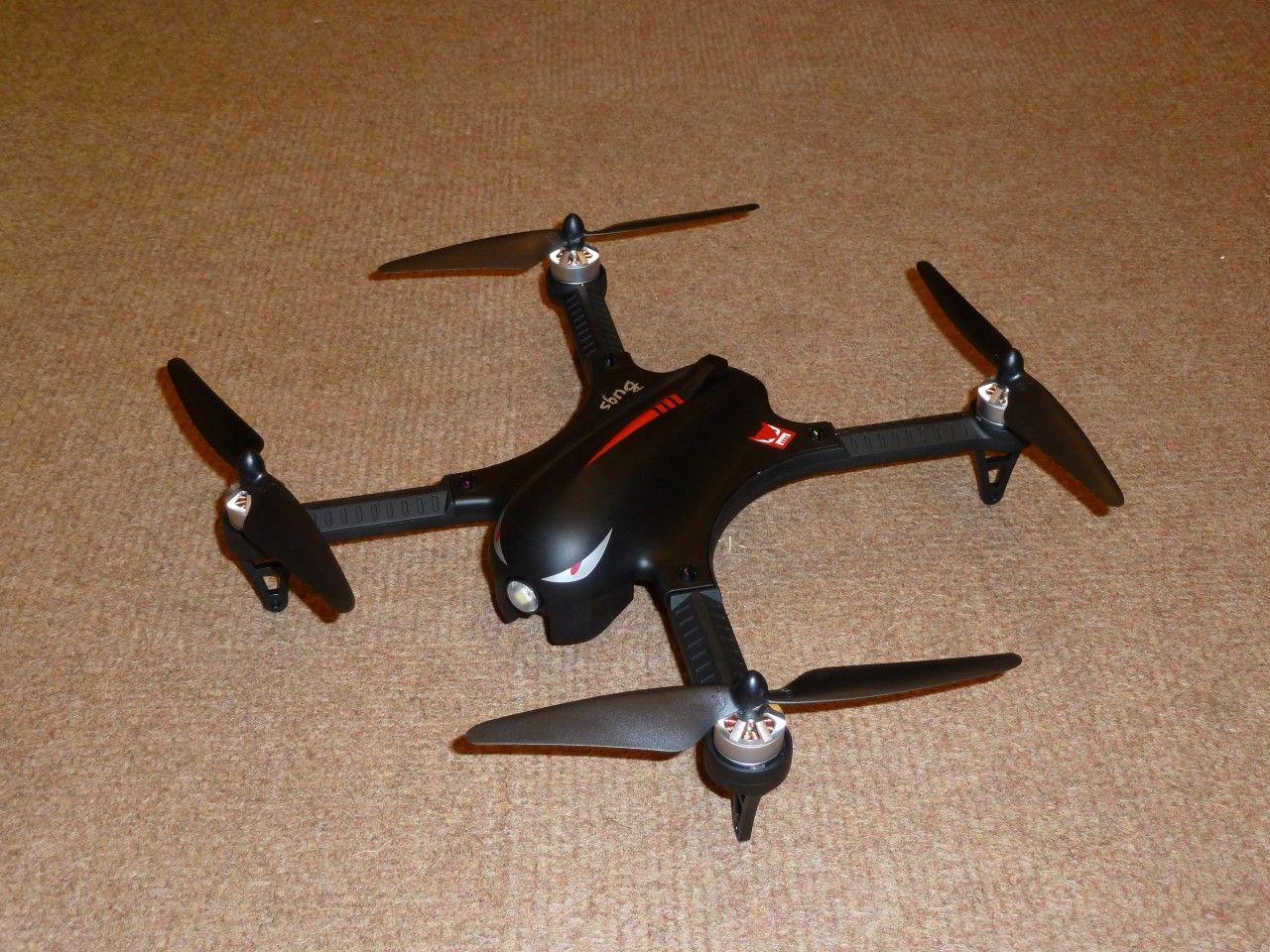 MJX B3 Bugs 3 brushless Fun / Racing Quadrocopter ohne Schnickschnack