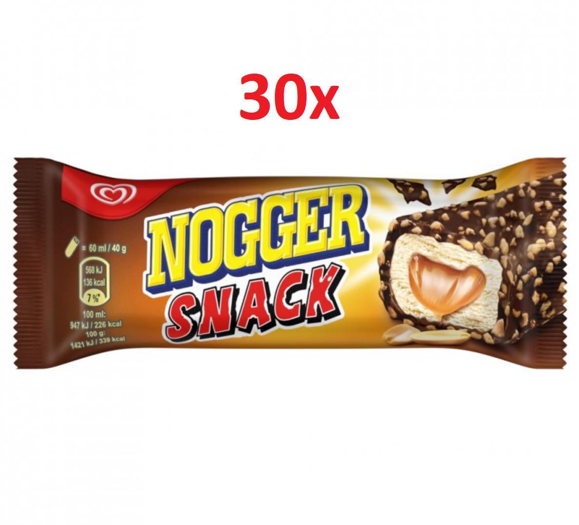 [Zimmermann] 30x Nogger Snack für 6,66€ (=0,22€/Stück) ab Montag