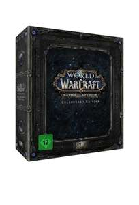 [Müller Vorbestellerservice] WOW Battle for Azeroth - Collectors Edition