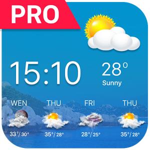 [Android] Wetter App Pro (0,00€ statt 3,89€)