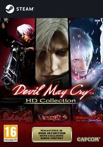 Devil May Cry HD Collection (Steam) für 13,18€ (Voidu offizieller Reseller)