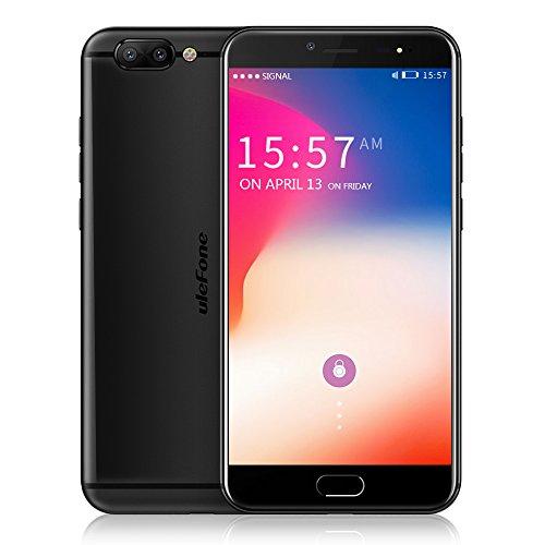 "[Amazon.es] Ulefone Gemini Pro - 5.5"" FHD, Helio X27, 4GB RAM, 64GB Speicher, 3680 mAh, Band 20, Android 7"